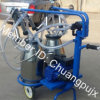 Portable Cow Dry Type Pump Milking Machine for Dairy Farm