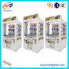 Personalized Gift Machine / Colorful Coin Pusher Mini Toy Crane Machine