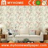 Chinoiserie Wallpaper with Beautiful Deep Embossed Floral