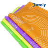 Silicone Insulation Pad Oven Pad Baking Mats with Printing Scale