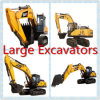 Sany Crawler Excavators Back Hoe Type