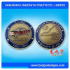 3D Small Metal Coin with Funny Logo