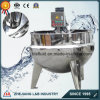 Industrial Steel Chilli Paste High Shear Homogenizer (jacket kettle)
