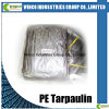 Hot Sale Waterproof Reinforced Readymade 5X8 PE Tarpaulin