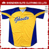 Team USA Blue Baseball Jersey Custom Sublimated
