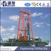 Engineering Drilling Rig for Hard Strata Qj250-1
