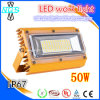 Parking Lot 50 Watt 12 Volt LED Flood Light
