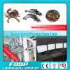 3-5 T/H Floating Fish Feed Aqua Fish Feed Plant Automatically