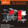 Boway 22000sheets Automatic Industrial A4 Paper Folding Machine with Cross Folder & Feeding Station 384sbd