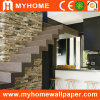 3D Effect Stone Wallpaper for Walls