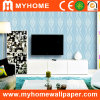 European Style Colorful Luxury Wallpaper (A-2606)