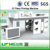 4 Colors T-Shirt Central Drum Flexographic Printing Machine