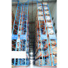 High Space Utilized Storage Steel Vna Pallet Rack