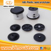 ABS Black Paint Rapid Prototype/Fast Prototype for CNC Machine