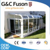 OEM Low Price Aluminum Used Sunroom with Flyscreen