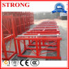 Mast Section for Construction Building Hoist and Builders Lift