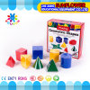 Preschool Solid Geometry Science Lab Set Plastic Multi-Function Educational Toys Set 12PCS. Geometrical Model (Educational equipment)
