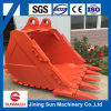 Excavator Rock Bucket for Hitachi Excavator Zx150