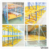 Industrial Heavy Duty Push Back Racking