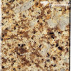 Polished Giallo Amazon Granite Tiles for Flooring & Wall (MT031)