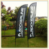 Feather Banner / Beach Flag (5.5m)