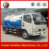 3, 000 Litres Sewage Suction Truck