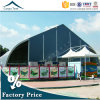 Curved Shape Semi-Permanent 25mx30m Movable Exhibition Hall Tent