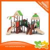 Commercial Kids Outdoor Playhouse Playground Equipment