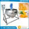 Stainless Steel Electric Heating Cooking Soup Pot Food Jacketed Kettle