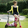 36V / 300W Two Wheel Lithium Battery Electric Mini Foldable Scooter