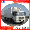 Dongfeng Tianjin 4X2 12mt Rhd Exported Freezer Box Truck