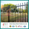 Welded Tubular Steel Picket Fencing/Temporary Picket Road Fence