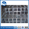 Black 38*38mm Welded Carbon Furniture Square Tube