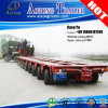 SMTP Steering Direction Lifting Platform Modular Transporter Trailer