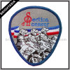 Motorcycle Embroidery Patch for Apparel Accessory (BYH-10157)