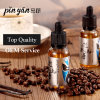 6mg Coffee and Vanilla Flavor Electronic Cigarette Liquid as Time Goes by