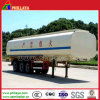 3 Axle 40m3 Oil Diesel Fuel Tanker Semi Trailer for Sale