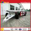 Truck Trailer Drawbar Towing Full Trailer / Cargo Dolly Trailer