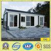 Clean Style Prefab Steel Frame House for Villa