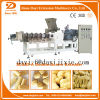 Double Screw Corn Puffed Snack Extruder
