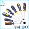 Plastic Handle Cr-V Steel Torx Screw Driver