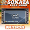 Witson Car DVD Player with GPS for Hyundai Sonata (W2-D9900Y)