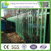China Supplier Steel Palisade Iron Fence Designs