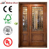 Classic Solid Wood Mahogany Timber Door/Timber Wooden Door/Timber Wood Door