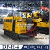 300~1000m Full Hydraulic Portable Core Drilling Rig