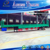 3 Axles Cargo Lowbed Semi Trailer