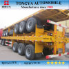 3 Axle Flatbed Trailer Truck