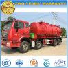 30 Tons Sinotruk HOWO 8*4 20 Cbm Mud Tank Transport Truck