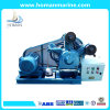Hot Sale Three Cylinders Belt Type Intermediate Marine Air Compressor