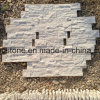 18*35cm China Natural White Quartzite Stacked Culture Stone